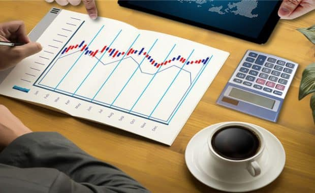 support and resistance trading strategy - how to draw support and resistance lines