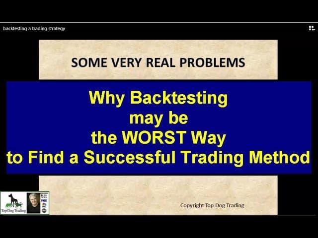 Forex free backtesting program